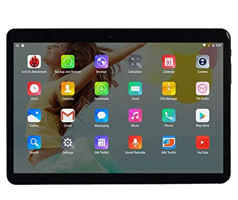 10 Zoll Octa Core CPU Android Tablet 4GB RAM 64GB interner