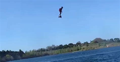 The 'Flyboard Air' Is The Hoverboard You've Been Waiting