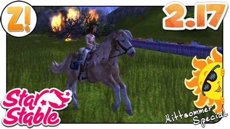 Star Stable [SSO]: FEUER!!! #2 - 2017   Let's Play