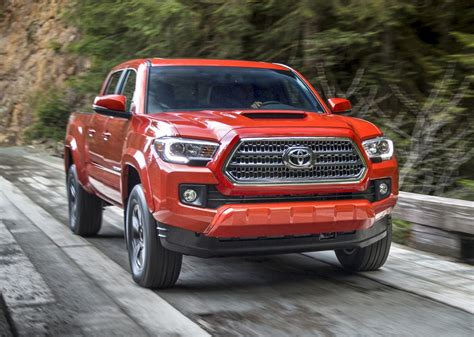2016 Toyota Tacoma Pricing Leaked, Save Up At Least