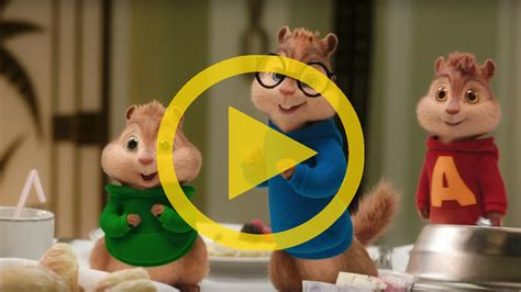 Alvin and the Chipmunks: The Road Chip (2015) - Official