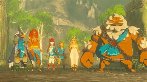 Zelda Theory: Breath of the Wild and Timeline Placement