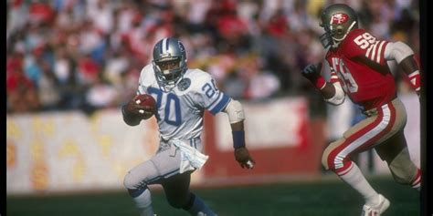 A look back: The knee injury that ended ex-Lions RB Billy