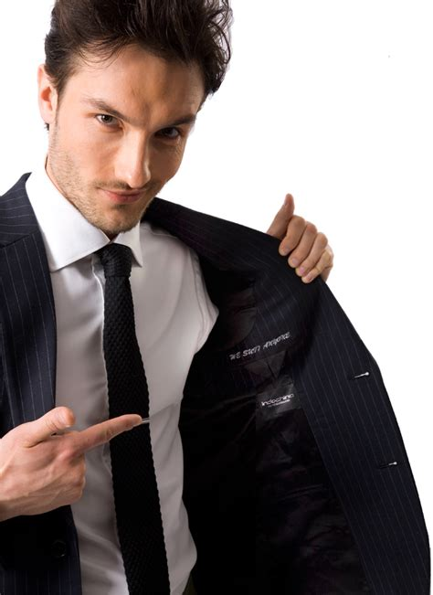 Indochino Introduces 40 character Suit Monogramming