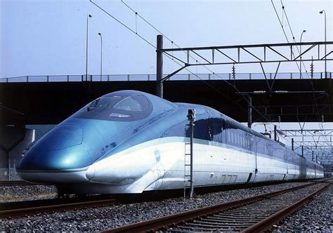 Japan to develop faster bullet train with 360kmph
