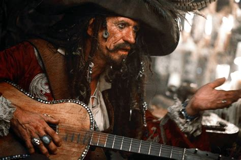 Pirates Of The Caribbean 5: Keith Richards tipped for more