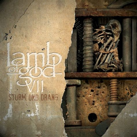 Preview 2 Lamb Of God Songs From New Album 'VII: Sturm Und