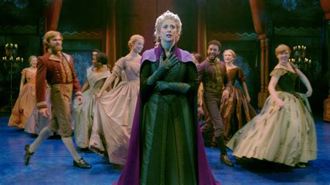 Review: 'Frozen' Hits Broadway With a Little Magic and