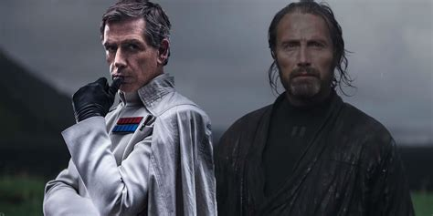 Rogue One Clip: Galen Erso Has To Get Back To Work