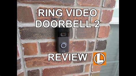 Ring Video Doorbell 2 Review - Unboxing, Setup