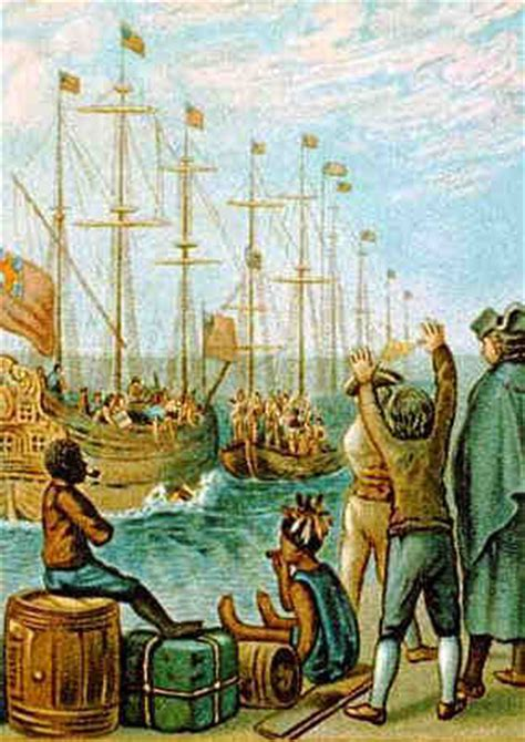 Intolerable Acts of 1774