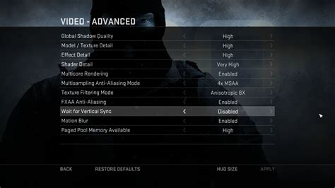 Counter-Strike Global Offensive Benchmarked