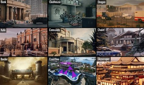 Rainbow 6 Siege Map Rotations Are Being Changed