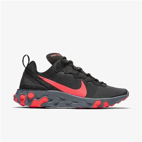 Nike React Element 55 Red - Grailify