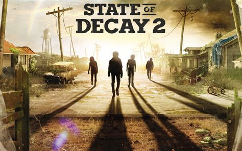Wallpaper State of Decay 2, Xbox One, PC, 2018, 5K, Games