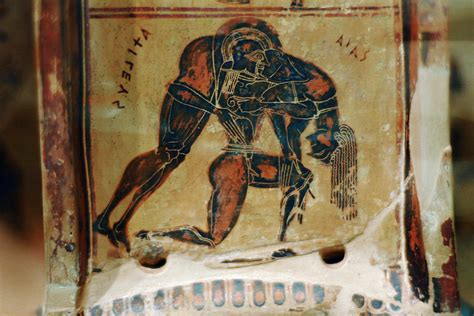 Odyssey and Iliad: Compensation for the Beloved Dead