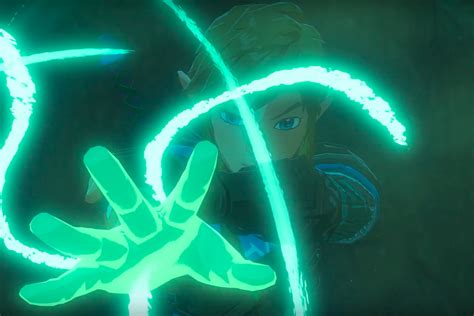 Breath of the Wild's concept art may have a big clue about