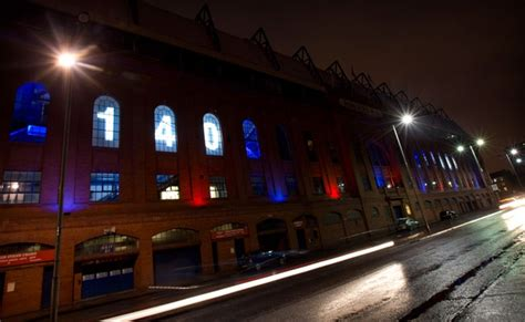 Red, White And Blue Heaven - Rangers Football Club