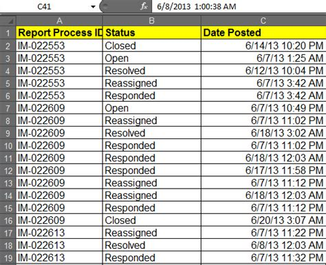 Unable to read time stamp from Excel in SQL Developer