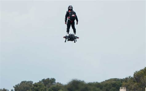 New Hoverboard Record | Travel + Leisure