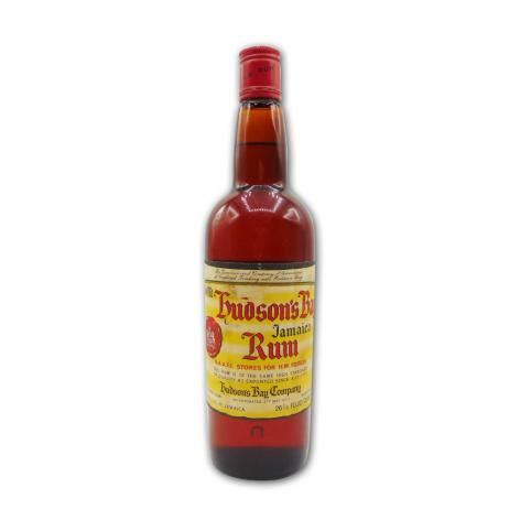 Lot 271 - Hudson& 39s Bay Jamaica Rum - Whisky - from