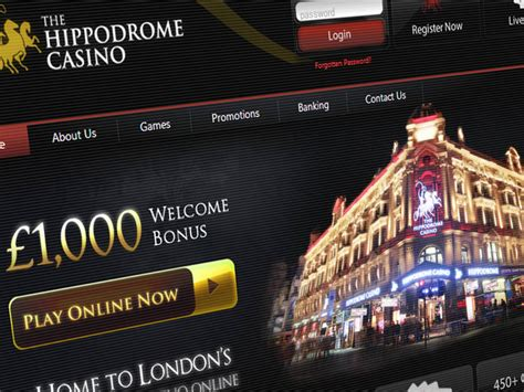 Hippodrome Launches Microgaming Online Casino