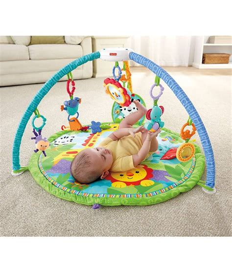 Fisher-Price Rainforest Friends Musical Gym - Buy Fisher