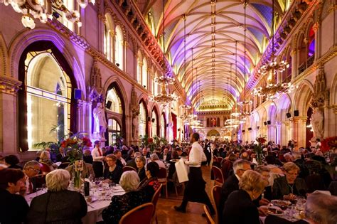 Welcome to Silvestergala 2020 im Wiener Rathaus