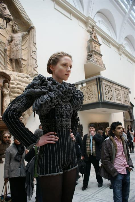 Juliana Sissons - Couture Fashion Show: Medieval and
