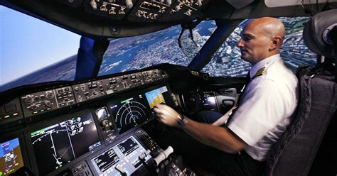Can you learn to fly using only a simulator?