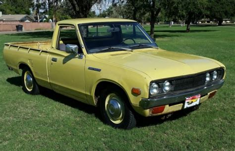 Another 620: 1976 Datsun Pickup