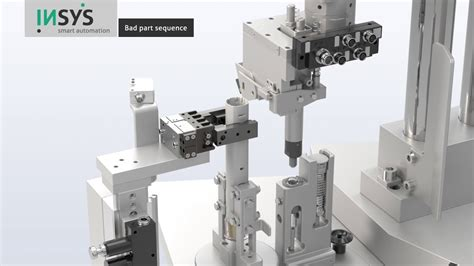 Semi-automatic machine for the final assembly of