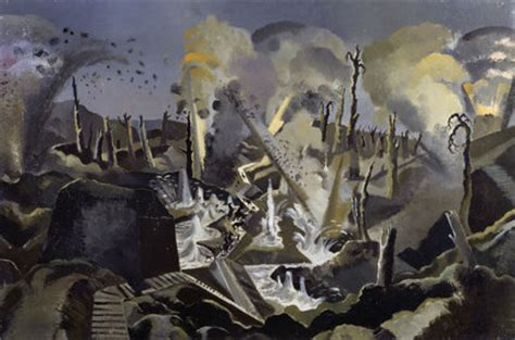The Mule Track by Nash, Paul at Imperial War Museum Prints