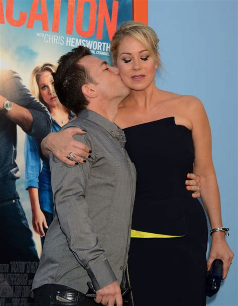 Christina Applegate - 'Vacation' Premiere in Westwood