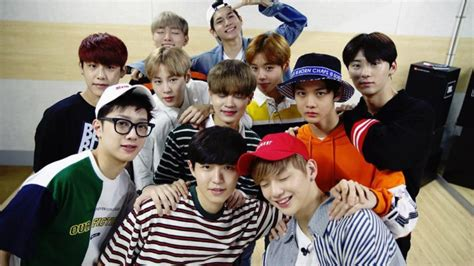 WANNA-ONE's temporary leader is reportedly chosen   SBS