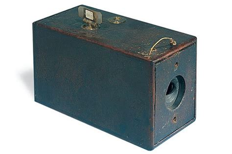 Kodak at 125: How cameras through the years have made our