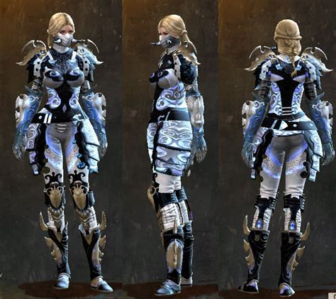GW2 WvW Armor and Backpieces - Dulfy