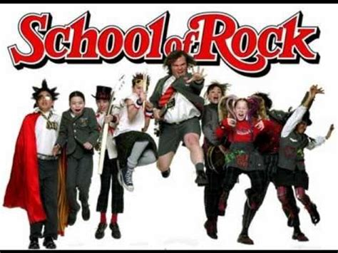 School of Rock - It's a Long Way to the Top (If You Wanna
