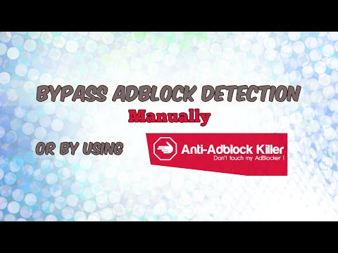 [Solved] How to Block Adblock Detection on Any Website