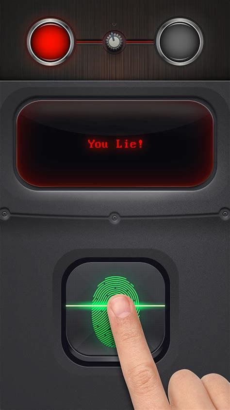 Lie Detector for Android - APK Download