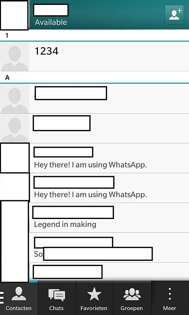 WhatsApp questions - BlackBerry Forums at CrackBerry