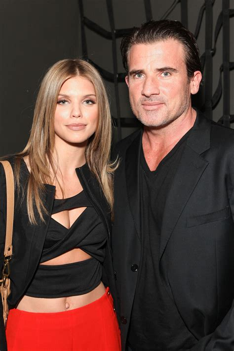 AnnaLynne McCord and Dominic Purcell - Hottest Hollywood