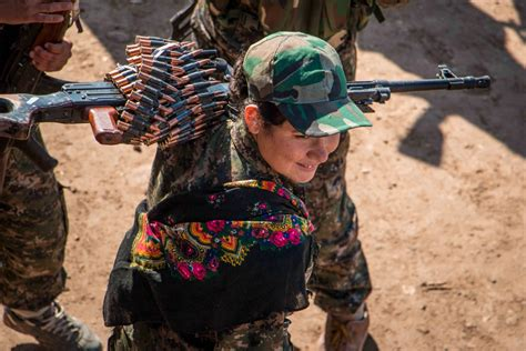 Syria: Kurdish YPG snipers kill 13 ISIS members in Aleppo