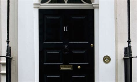 Camerons' baby heralds move to No 11 Downing Street – when