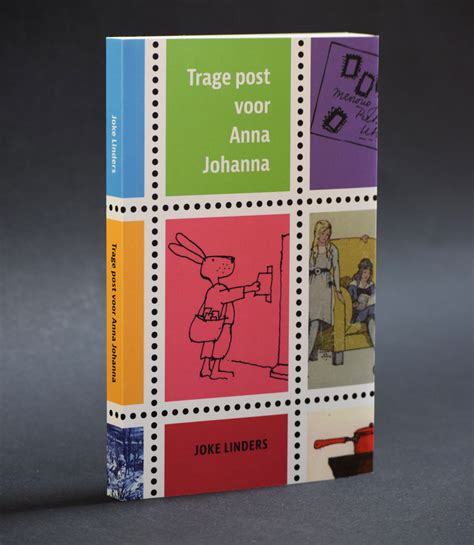 Trage post voor Anna Johanna by Joke Linders - Fonts In Use