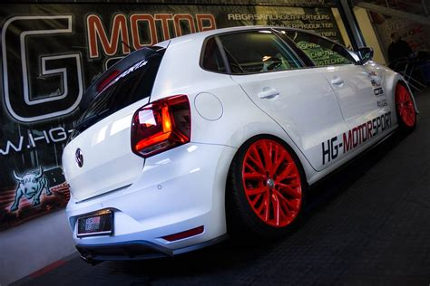 2015 Volkswagen Polo GTI Tuned to 260 HP by HG-Motorsport