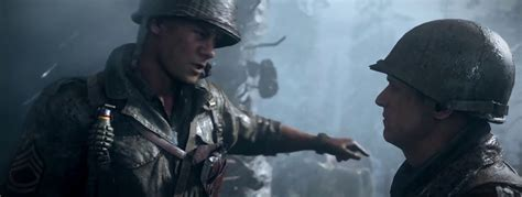 Call of Duty: WWII News - COD: WWII Single-Player Campaign